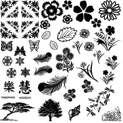 Decal Profusion Sampler 2 / Gold