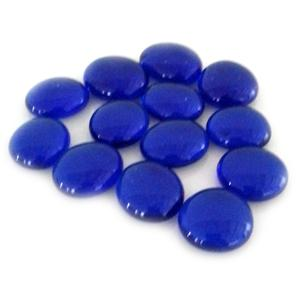 Nugget 4403 Transparant Donkerblauw / 200 gram
