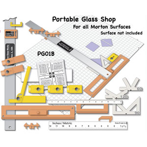 Morton Portabel glass shop PG01B