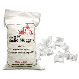 Studio Nuggets Clear 3 kilo