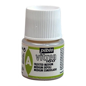 Pepeo Vitrea 160 Frosted Medium 45ml