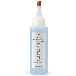 Bullseye fusing lijm / GlasTac Gel 120 ml